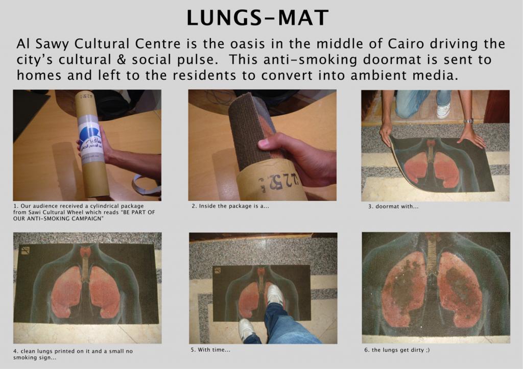 паління шкодить вашому здоров'ю - ось що відбувається з легенями курця