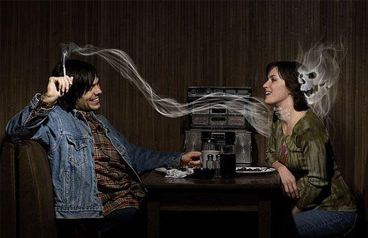 пасивний курець хворіє на ті ж хвороби, що і курці