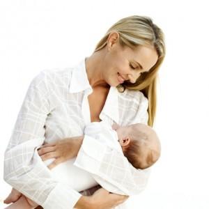 грудное вскармливание новорожденных - общение мамы и ребенка