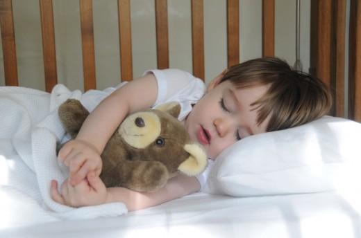Сон ребенок заболел