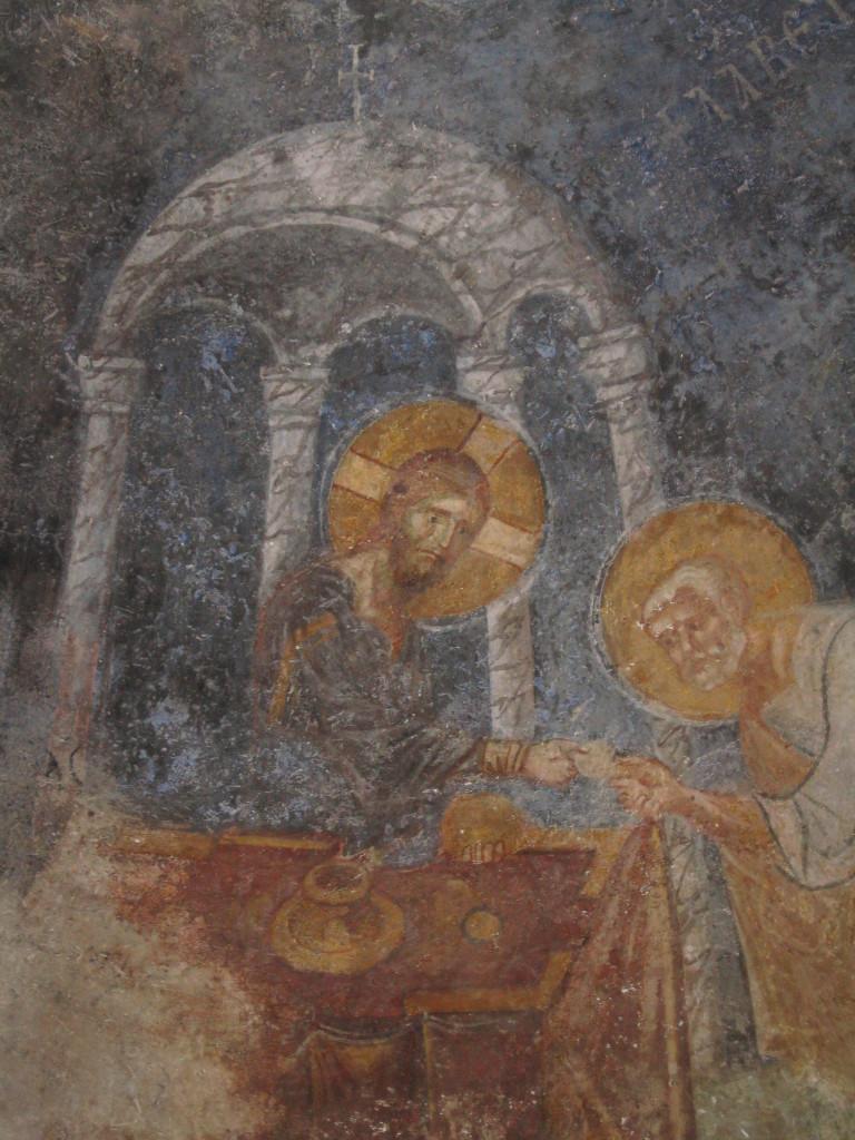 картина из жизни святых