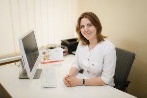 Анна Шевелева, педиатр